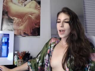 audrey_ Girlie kisses her boyfriend and then bounds on his dick on live cam