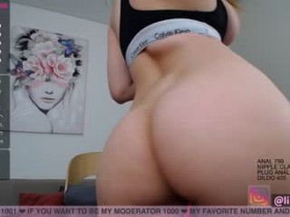 lindabluee Heavenly beautiful blonde gets mouth fucked well on live cam