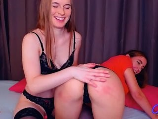 clairerita Fellow caresses his cam doll and gets cock sucked by her on live cam