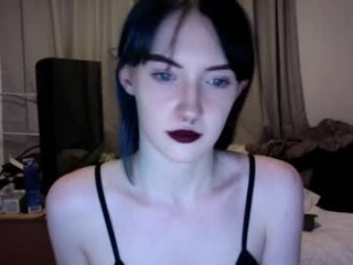 dominiquemystique Blonde cam doll gets fucked doggystyle after giving a head on live cam